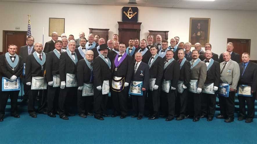 DDGM Visits Seneca Lodge #805