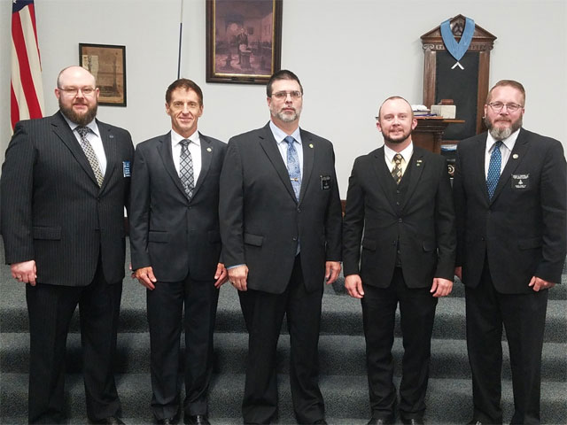 Pennsylvania Masonic district 27 mentor program