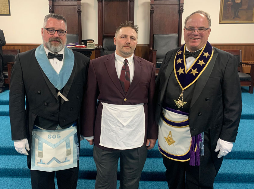 Jeff Wonderling visits district 27 seneca-lodge